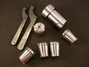 """Beall Collet Chuck - 3/4"""" x 16tpi"""